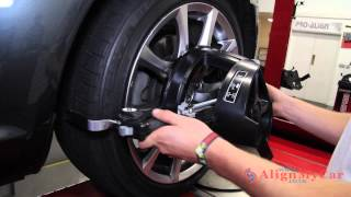 What is a Hunter Wheel Alignment?