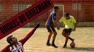 getlinkyoutube.com-Como driblar seu adversário: Caneta do Griezmann #34 - FOOTZ