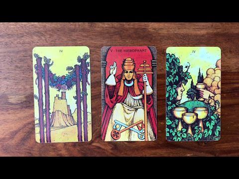 Daily Tarot Reading for 10 May 2017 | Gregory Scott Tarot
