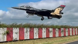 getlinkyoutube.com-🇹🇷 Turkish F-16 Pilot Flying Like There's No Tomorrow ;)