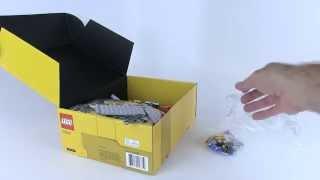getlinkyoutube.com-LEGO Ideas Wall-E Set Unboxing!!