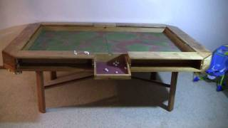 getlinkyoutube.com-Gaming Table - Complete
