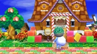 getlinkyoutube.com-Dream Diary - Animal Crossing: New Leaf | Candy Kingdom