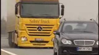 getlinkyoutube.com-Mercedes-Benz Safety Truck