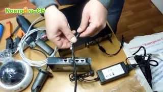 Настройка ip-видеонаблюдения своими руками