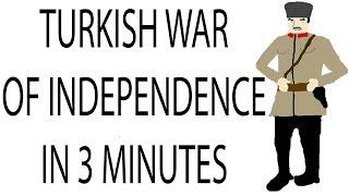 getlinkyoutube.com-Turkish War of Independence   3 Minute History