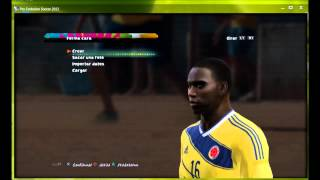 getlinkyoutube.com-Pes 2013 Faces De La Seleccion Colombia Que Fue Al Mundial Brasil 2014
