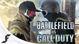 getlinkyoutube.com-Battlefield vs Call of Duty Rap Battle!