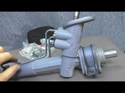 Ремонт и замена рулевой рейки Chevrolet Aveo 1.6 Т250 СR9004KIT Febi 06162 CASTROL CASLMXLIKOMPL03