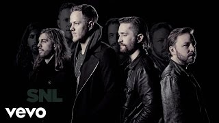 getlinkyoutube.com-Imagine Dragons - Radioactive (Live on SNL) ft. Kendrick Lamar