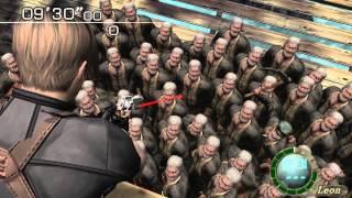 getlinkyoutube.com-Resident Evil 4 - Mercenaries - Don Esteban's Vengeance HQ