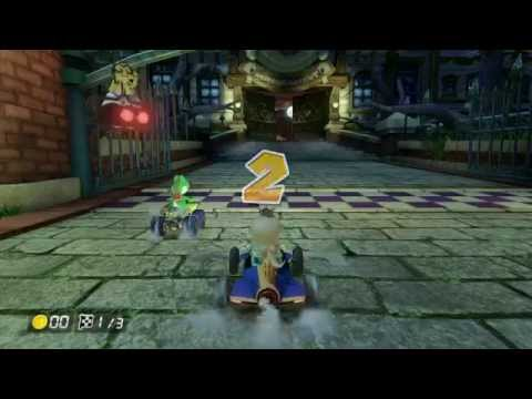 New Super Mario Bros. U Final Boss