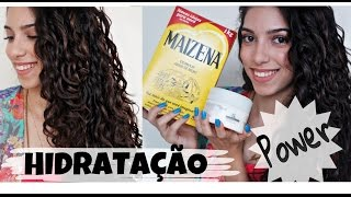 getlinkyoutube.com-HIDRATAÇÃO PARA CABELOS RESSECADOS | Mayse Cavalcante