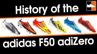 getlinkyoutube.com-History of the adidas F50 adiZero
