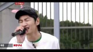getlinkyoutube.com-Kwang Soo& Yuri sing 안부 - 별 ft 나윤건.mp4
