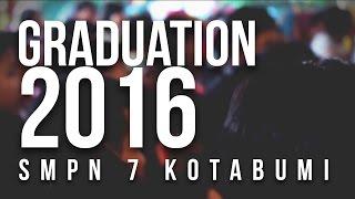 PERPISAHAN 2016 | SMPN 7 KOTABUMI