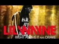 Lil Wayne - Right Above It feat. Drake Lyrics
