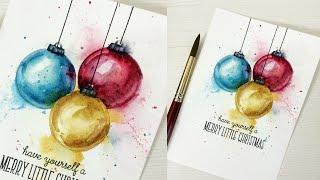 getlinkyoutube.com-When Watercolors Go Wrong