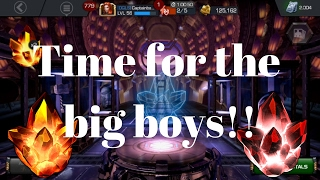 getlinkyoutube.com-5 Star and x2 4 Star Crystal Opening!!! Marvel Contest of Champions