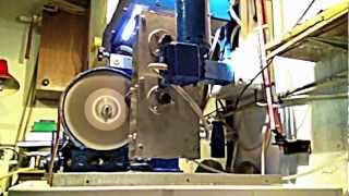 getlinkyoutube.com-Quick faceting machine   stone precius