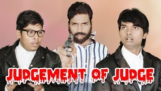 getlinkyoutube.com-Judgement of Judge | Adalat Comedy Video | Pakau TV Channel