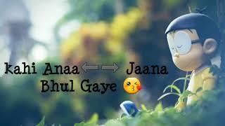 Mere Samne Wali Khidki mai 🏠karan nawani 💓 Best whatsapp status  | love status