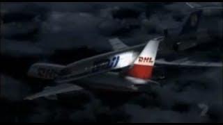 getlinkyoutube.com-Bashkirian Airlines Flight 2937 vs. DHL Flight 611 - Mid-Air Collision