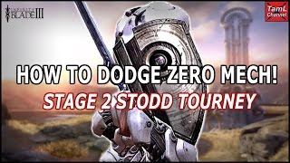 getlinkyoutube.com-Infinity Blade 3: Stodd Tourney Stage 2 Entry + Tips for Dodging Zero Mech!