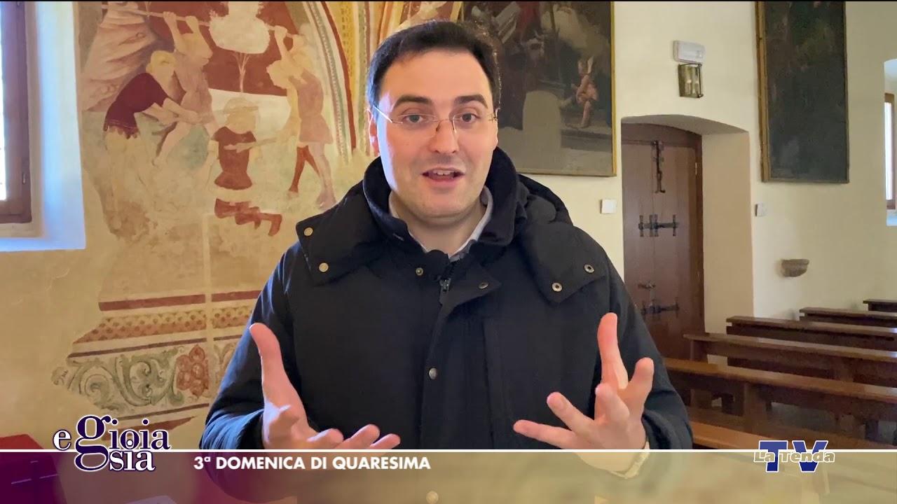 E gioia sia - 3ª domenica di Quaresima - Pieve di San Pietro di Feletto