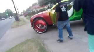 getlinkyoutube.com-Rah Rah Camaro On Dub 32s