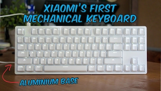 Xiaomi Yuemi MK01 Mechanical Keyboard : TTC Switches