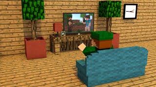 getlinkyoutube.com-Furniture Mod - Minecraft PE 0.13.0 (POCKET EDITION)