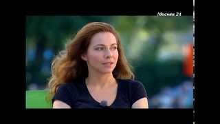 В преддверии открытия сезона! Екатерина Гусева в летней студии канала Москва 24