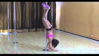 getlinkyoutube.com-Advanced Pole Dance Instructional DVD - by Nicole Williams