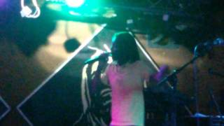 Gabty en live au club Radio Libre