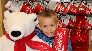 getlinkyoutube.com-World of Coke -- Kids on Caffeine?!?