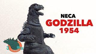 getlinkyoutube.com-Godzilla 1954 NECA Review