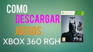 getlinkyoutube.com-COMO DESCARGAR E INSTALAR JUEGOS PARA XBOX 360 RGH | TUTORIAL