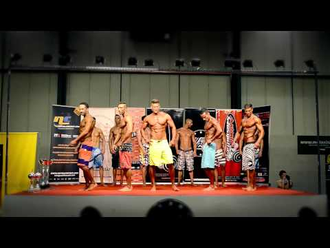 Campeonato Nacional Man's Physique 2013 IFBB Portugal (mais de 1,78m)