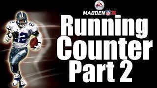 getlinkyoutube.com-Madden 16 Tips: Running Counter From Shotgun