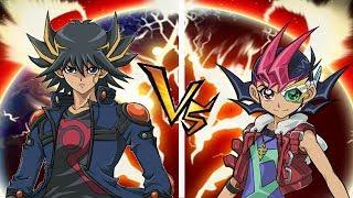 getlinkyoutube.com-Yusei Fudo vs Yuma Tsukumo - YGOPRO