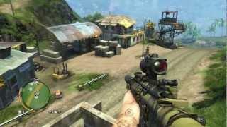 getlinkyoutube.com-Far Cry 3 - Assassino Silencioso + Descendo a Montanha de Buggy