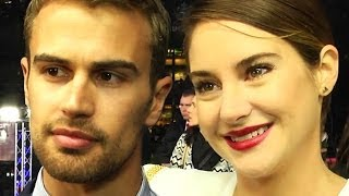getlinkyoutube.com-Die Bestimmung - Divergent Premiere in Berlin