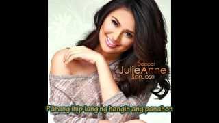 Julie Anne San Jose - Tulad Mo Lyrics