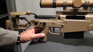 getlinkyoutube.com-Accuracy International AX338 Lapua Magnum Sniper Rifle Made in England