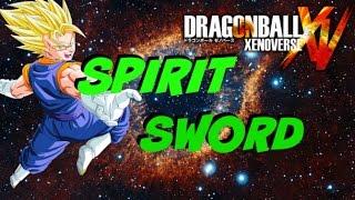 getlinkyoutube.com-Dragon Ball Xenoverse- How to Get Spirit Sword- Melee Base Ultimate Attack