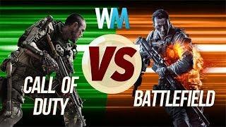getlinkyoutube.com-Battlefield VS Call of Duty: Which is the Best?
