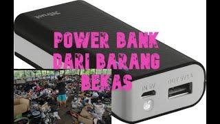 getlinkyoutube.com-Power bank dari bahan bekas elektronik