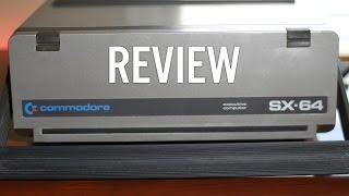 getlinkyoutube.com-Commodore SX-64 Computer Review
