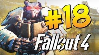 Прохождение Fallout 4 - Секретное Убежище! #18 (60 FPS)